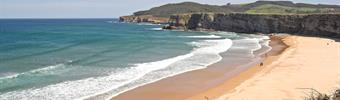 Le migliori spiagge della Cantabria