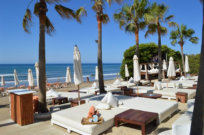 Best Beach Clubs Marbella Nikki Beach