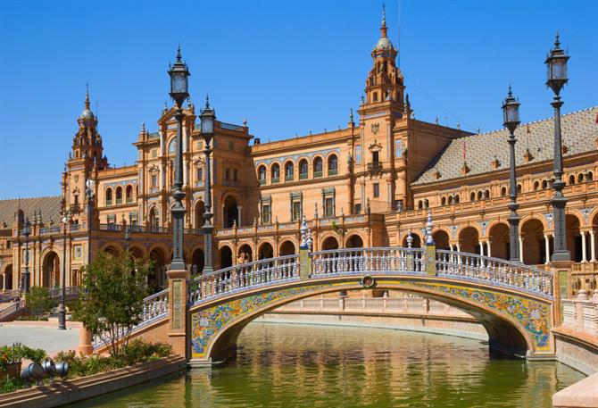 48 hours in seville - Hotel reconquista madrid ...