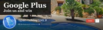 Join us on Google Plus and win a free holiday home advert