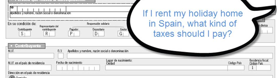 What are my tax and IVA obligations as a holiday rental owner?