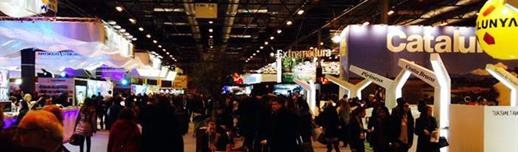 A trip to Fitur for Spain-holiday.com