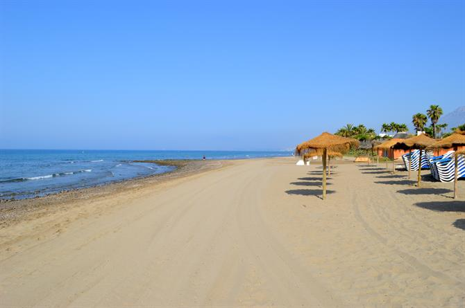 Playa El Alicate Marbella