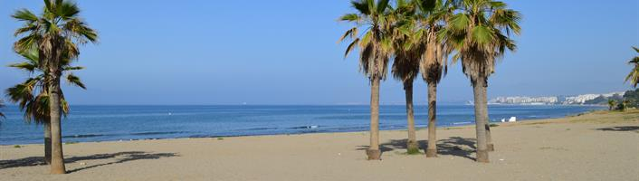 Best beaches in Marbella - Playa de Río Real, Los Monteros