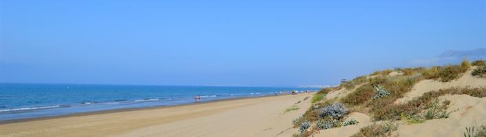 Best beaches in Marbella - Playa Real de Zaragoza